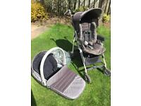 Baby / Toddler Chicco 2 in 1 Pushchair & Pram! Can Deliver