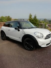 image for Mini PACEMAN - ALL4 Cooper D