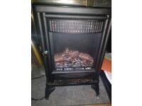 Brand new fireplace heater!!
