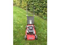Lawn mower - petrol