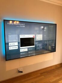Tv wall mounting service