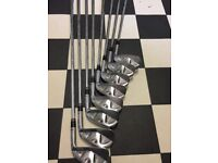 Taylormade to fordge irons 3 to pw mint condition