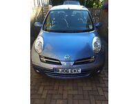 2006 Nissan micra with low miles