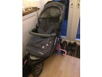 Mothercare pushchair + car seat Xtreme