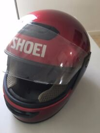Shoei Motorcycle Helmet 59cm