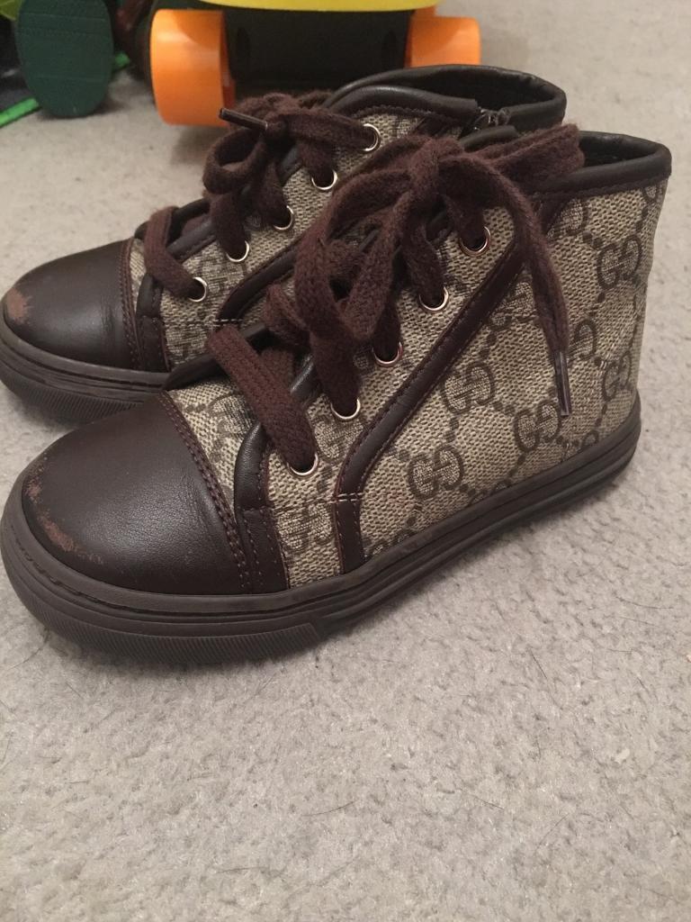 Kids Gucci boots
