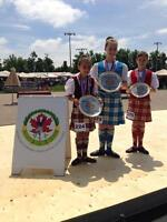 Summer Highland dancing lessons and classes 2015