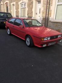 For sale vw scirocco scala