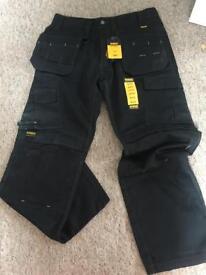 DeWalt trousers brand new