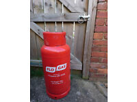 Large propane gas bottle. 19kg