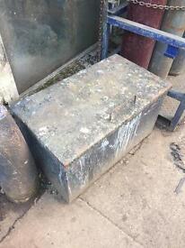 tool storage van vault