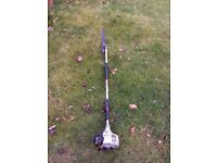 Mitox and echo long reach hedge trimmers