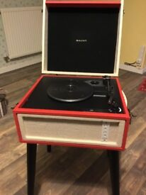 Dansette Style record player