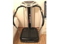 Cheap power plate - get fit in no time!