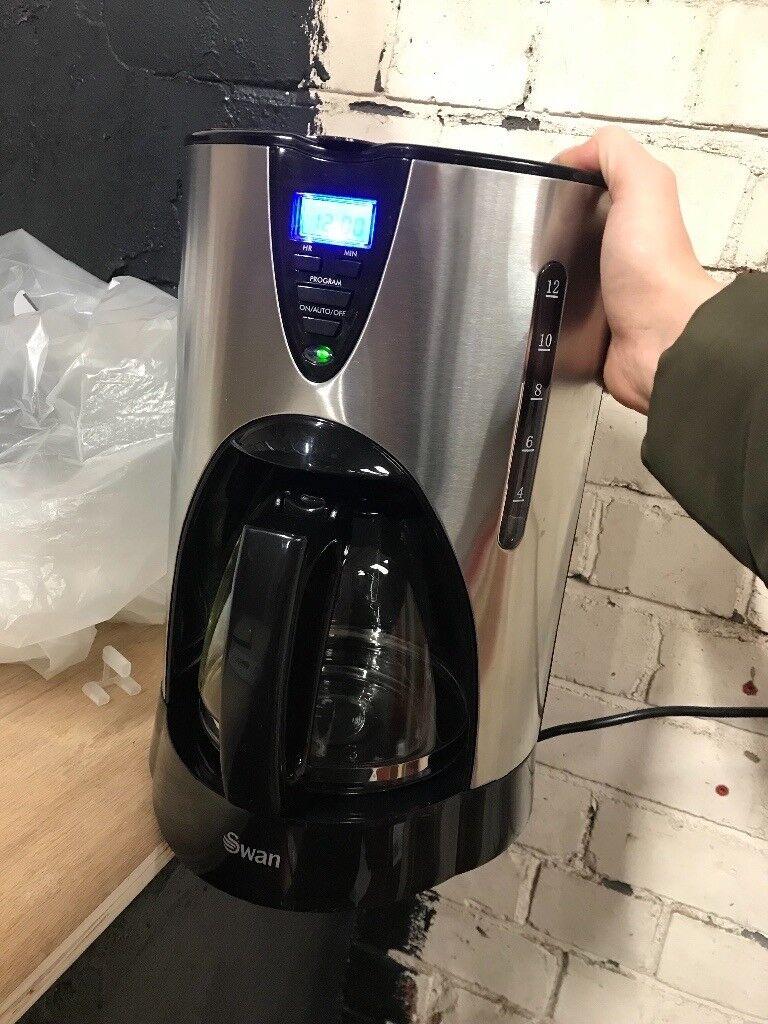 Swan Coffee Filter Machine