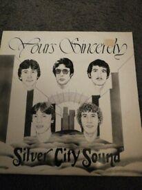 Silver City Sound vinyl lp