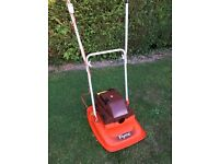 Flymo L38 2 stroke hover lawnmower (serviced)