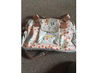 Changing bag yummy mummy