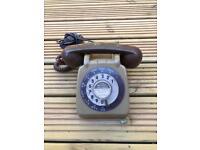 Original Vintage BT Dial Telephone