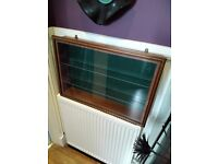 Wall mounted Display Cabinet