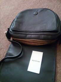 Whistles handbag new leather