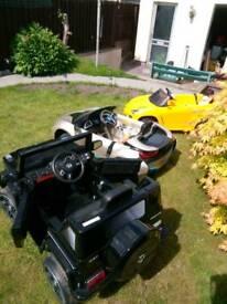 Childs 12v electric car bmw ,mercedes,Lamborghini