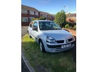 Renault Clio car for sale