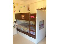 For sale: Aspace Coco bunk bed (standard single)