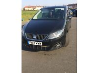 Seat Alhambra 12 plate Quick Sale- price drop to £8290