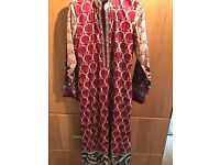 Sana Safinaz embroidered lawn 3 piece suit. Size 8/small.