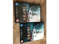 BRAND NEW GEOSTORM DVD
