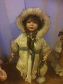 Beautiful china dolls