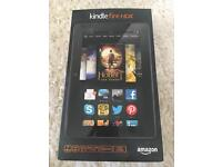 Kindle fire hdx 64gb