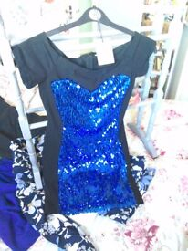 3 new size 10 dresses and jacket