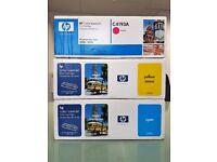 HP Colour Laserjet Printer & Toner Cartridges Series 4500 - 4550