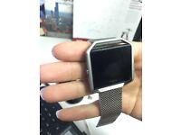 Left Fitbit watch on Air Canada flight *reward*