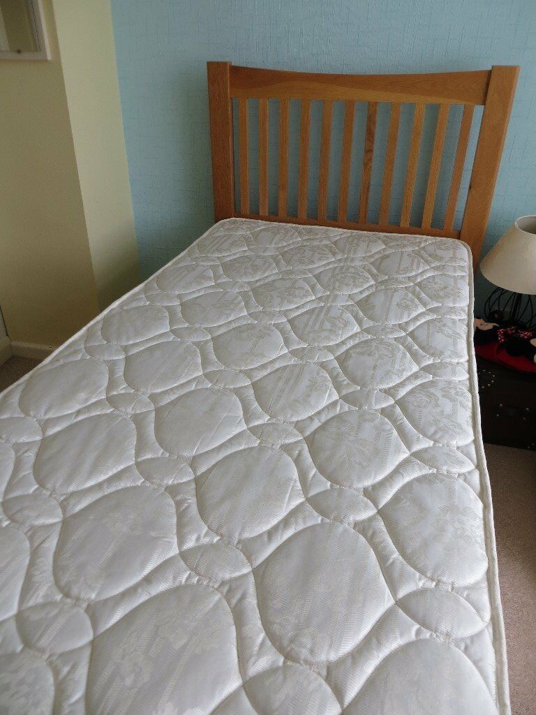 Dorlux Duet single bed that converts into 2 x single or 1 double ...
