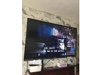 Sharp tv l 60inch Smart tv fully working with remote