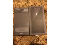 IPhone 8 Plus 256GB unlock to all network grey colour