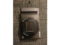 Sony Cyber-shot DSC-HX50 20.4MP Digital Camera - Black