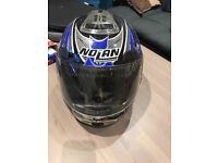 Motorbike helmet for sale.