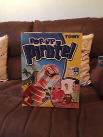 Pop up pirate (brand new)