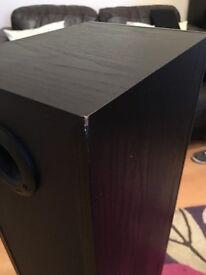 MR4 monitor audio speakers and Monitor audio MR centre