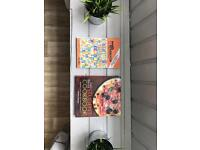 2 Student Cookery Books