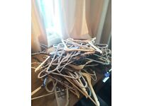 Hangers (a pile)