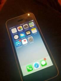 Iphone 5c 16GB Unlocked White