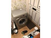 Bosch silver Washing machine for sale