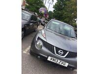 Nissan Juke 2013 sat nav Bluetooth rear parking camera ( tech pack )