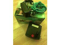 Airbrush kit mini compressor
