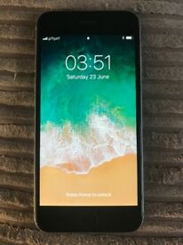 iPhone 6 64GB with box - Space Grey - Network Unlocked